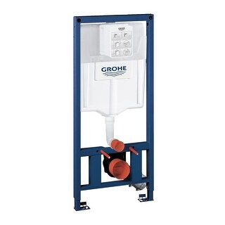 Grohe 38 749 2 Rapid SL Flushing System In Wall Tank for Wall Hung Toilets