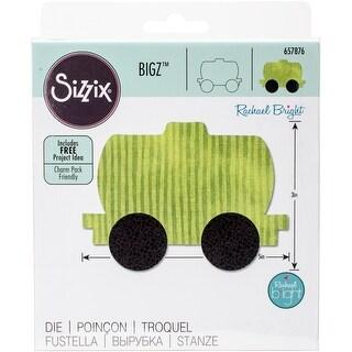 Sizzix Bigz Dies Fabi Edition-Train Tanker Car