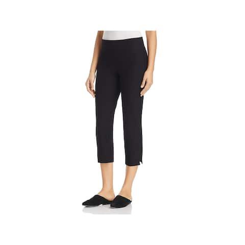 Eileen Fisher Womens Capri Pants Crepe Pull On - XS