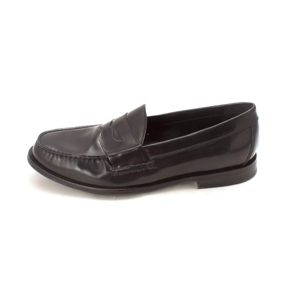 Cole Haan Mens Pinch Friday Penny Closed Toe Penny Loafer - 8.5