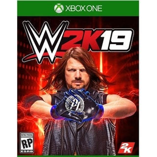 Take-two 59065 wwe 2k19 xb1