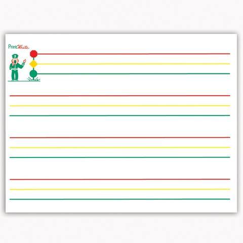 (2 Ea) Printwrite Practice Paper 11X8.5 20Lb 250 Per Pk