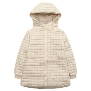 Richie House Girls' Padding Jacket with Hood