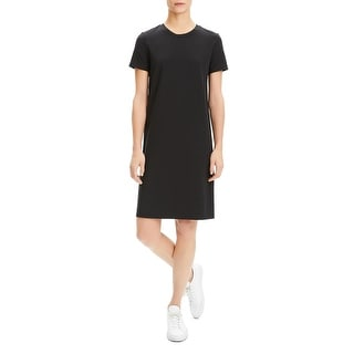 Theory Womens Rubric  Casual Dress Short Sleeves