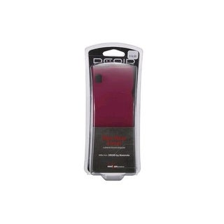 Verizon Protective Snap-On Case for Motorola Droid A855 - Pink
