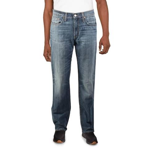 Joe's Jeans Mens Classic Jeans Mid-Rise Straight Leg - Kade