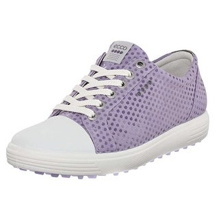 Ecco Womens Golf Casual Hybrid Light Purple 39 Euro 8-8.5 Shoes