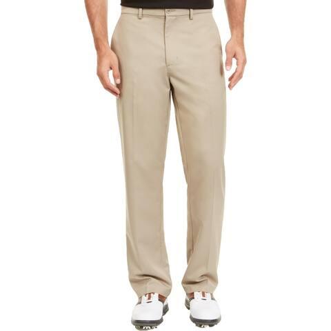 Greg Norman Mens Moisture Wicking Professional Dress Pants