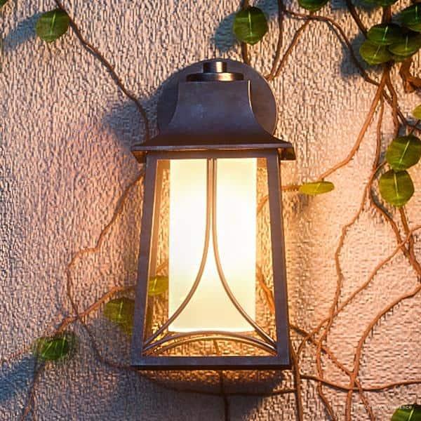 Luxury Asian Outdoor Wall Light