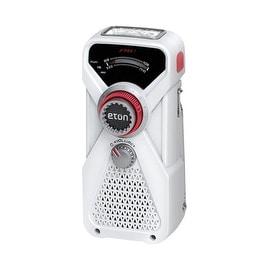 Eton ARCFRX1WXW American Red Cross Weather Alert Radio With Flashlight