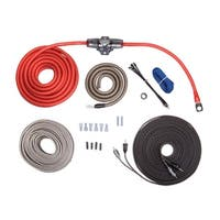 4 AWG Complete Car Amplifier Installation Kit
