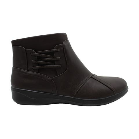 Easy Street Women's Shoes Guild Closed Toe Ankle Fashion Boots