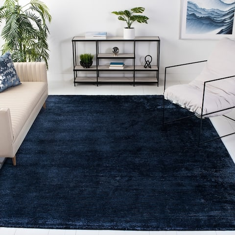 Safavieh Handmade Mirage Wencke Modern Abstract Viscose Rug