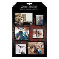 Game Of Thrones Daenerys Targaryen Magnet Set - Multi