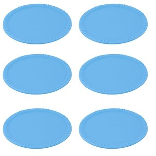 Shop Kitchen Silicone Round Cup Heat Resistant Coaster