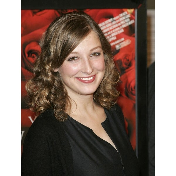 Alexandra Maria Lara At Arrivals For West Coast Premiere Of Youth Without Youth Wga Theatre Beverly Hills Ca December 07 2007 Ph