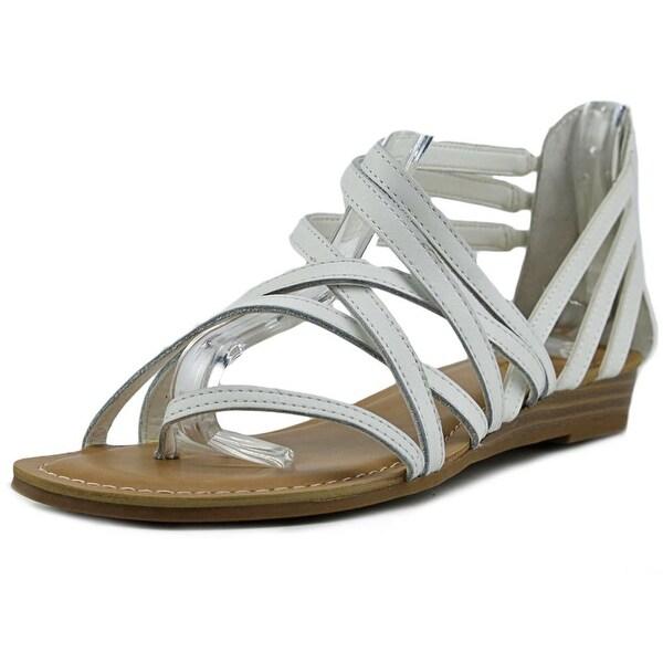 Carlos by Carlos Santana Amara Women White Sandals