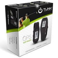 TLink Bluetooth GPS Rangefinder / Pedometer Watch, Manufacturer Refurb