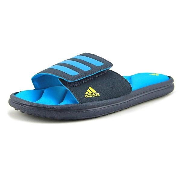 d4e4dfdcb Shop Adidas Zeitfrei Slide K Open Toe Synthetic Slides Sandal - Free ...