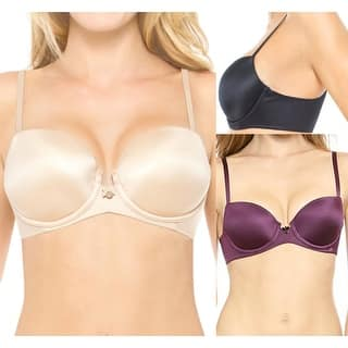 SPANX Custom-Fit Foam Bra-La-Mode Underwire Balconette Bra Shapwear 1810|https://ak1.ostkcdn.com/images/products/is/images/direct/59c85b700c3b540a9c1bcc170fd2da4779cedd2b/SPANX-Custom-Fit-Foam-Bra-La-Mode-Underwire-Balconette-Bra-Shapwear-1810.jpg?impolicy=medium
