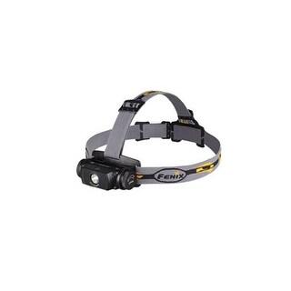Fenix Flashlights FX-HL55 900 Lumens HL Series 18650-CR123, Black