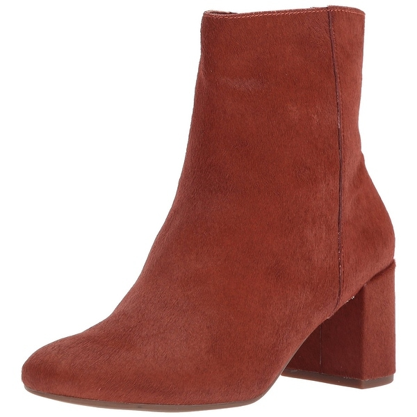 e5d7a119ccd Shop Taryn Rose Women s Cassidy Haircalf Ankle Boot - Free Shipping Today -  Overstock - 22337733