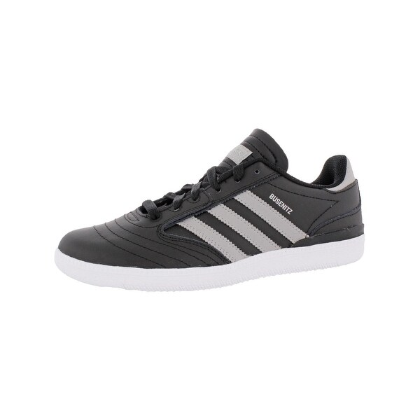 Shop Adidas Boys Busenitz J Skate Shoes Padded Insole
