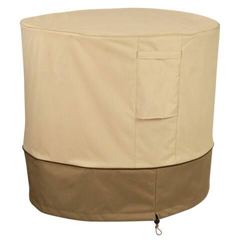 Classic Accessories 73122-RT Veranda Air Conditioner Cover, Round