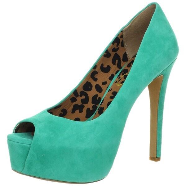 4c55b01d7115 Shop Jessica Simpson Women's JS-Carri Platform Pump - 5.5 - Free Shipping  On Orders Over $45 - Overstock - 25573365