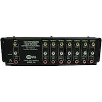 Ce Labs Av 700 Prograde Composite A/V Distribution Amp (1 Input - 7 Output)
