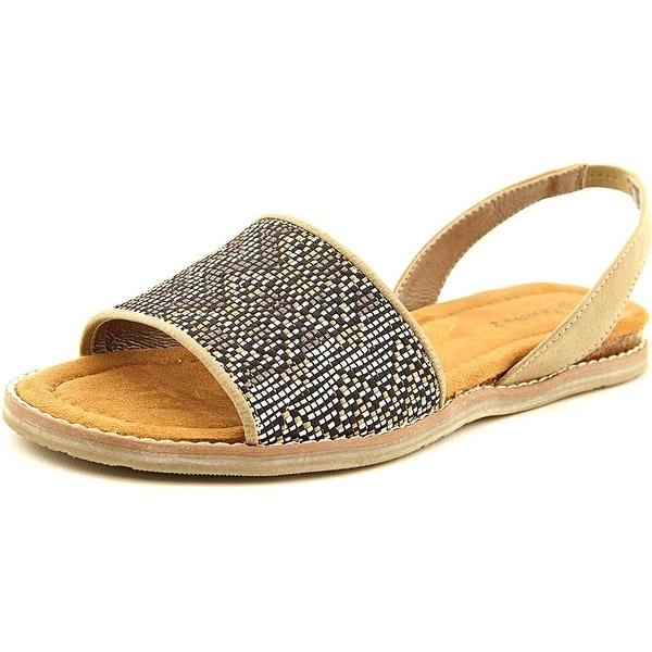 Bearpaw Womens Meeka Open Toe Casual Slingback Sandals