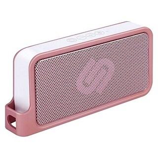 Urbanista Melbourne Bluetooth Speaker in Rose Gold Pink