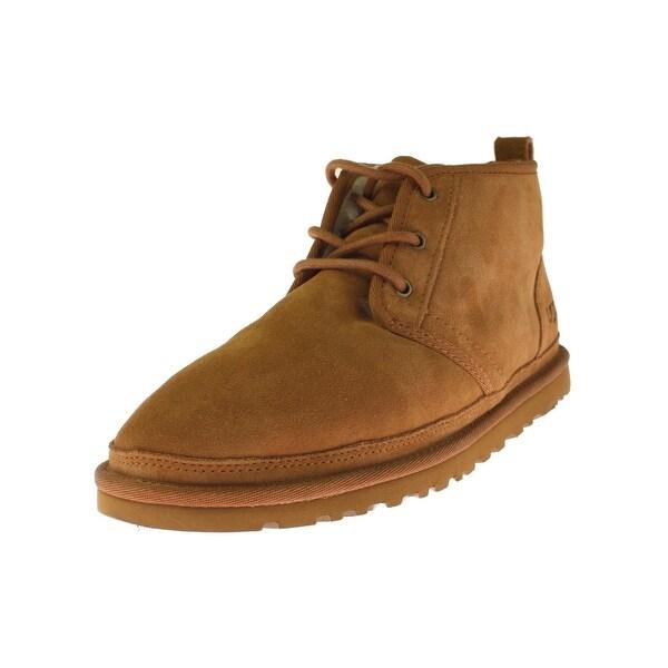 e4e3ea025a0 Shop Ugg Mens Neumel Chukka Boots Suede Casual - Ships To Canada ...