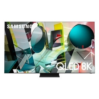 "Samsung QN65Q900TS 65"" QLED 8K UHD Smart TV - Steel"