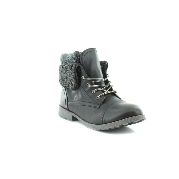 ZiGi Soho Spraypaint Women's Boots Black