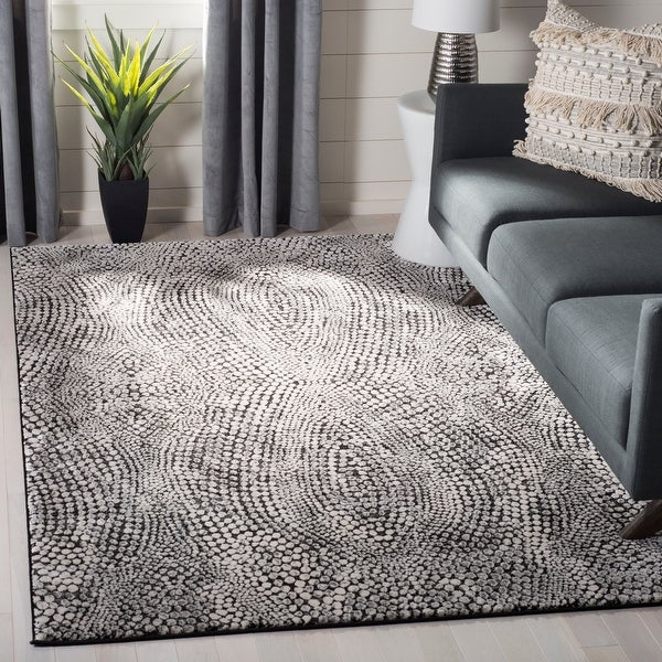 Safavieh Lurex Jaana Modern Abstract Polyester Rug