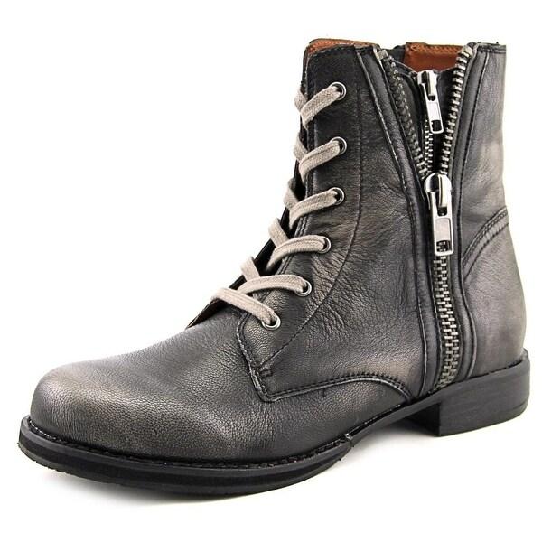 Mia Heritage Fatina Women Light Gray Boots