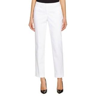 T Tahari Womens Dessa Dress Pants Regular Fit Formal