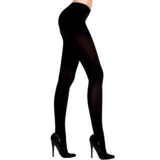 Opaque Tights, Classic Tights (Option: Green)