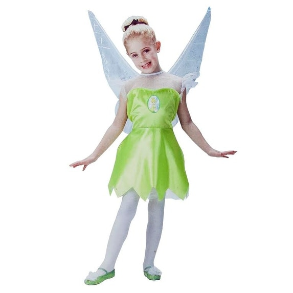 Disney Fairies Tinkerbell Girls Costume Size S (4-6X) - 1.0 in. x 11.0 in. x 21.0 in.