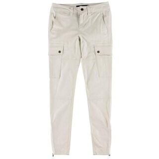 Polo Ralph Lauren Womens Cargo Jeans Denim Low Rise
