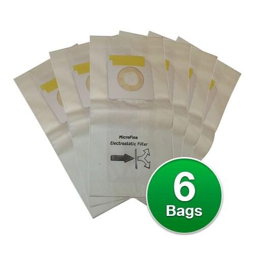 Replacement Vacuum Bag for Bissell PowerForce 3522R Vacuum Model (2-Pack)
