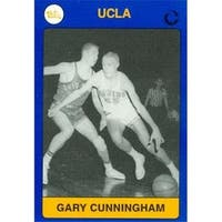 Gary Cunningham Basketball Card Ucla 1991 Collegiate Collection No