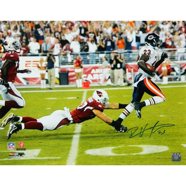 fa08db2d8 Shop Devin Hester Chicago Bears Monday Night Football Kick Return Touchdown  16x20 Photo - Free Shipping Today - Overstock - 22175416