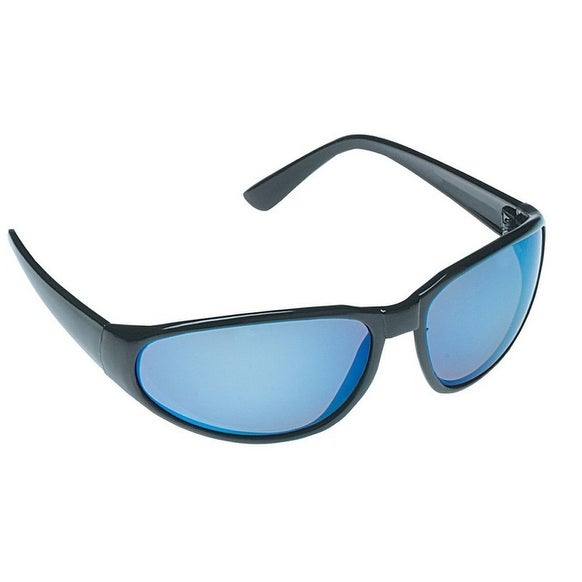 3M 90763-80025 Tekk Protection Safety Eyewear Black Frame, Blue