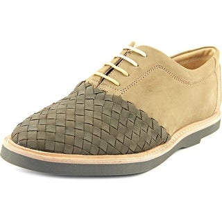 TCG Ross Men Plain Toe Leather Oxford