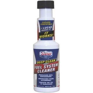 Lucas Oil 10669 Deep Clean Fuel System Cleaner, 5.25 oz