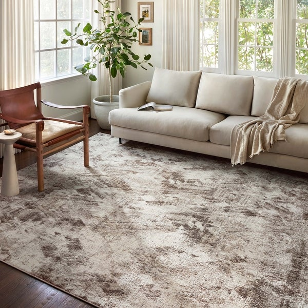 Alexander Home Grant Modern Abstract Geometric Area Rug. Opens flyout.