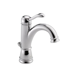 Delta 15984LF Porter Single Handle Centerset Lavatory Faucet, Chrome