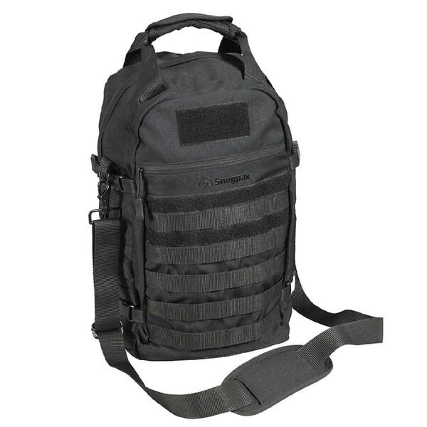 Snugpak Squadpak Over The Shoulder Bag - Black 96800